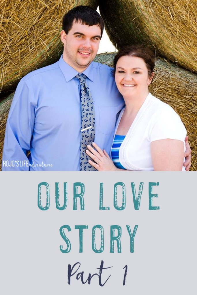 Do you want to get to know Heather - the writer behind HoJo's Life Adventures? Here she shares part 1 of her love story to Andrew. {Our Love Story: Part 1}