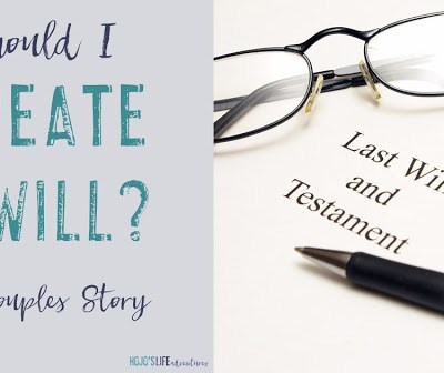 Should I Create a Will? Our Story