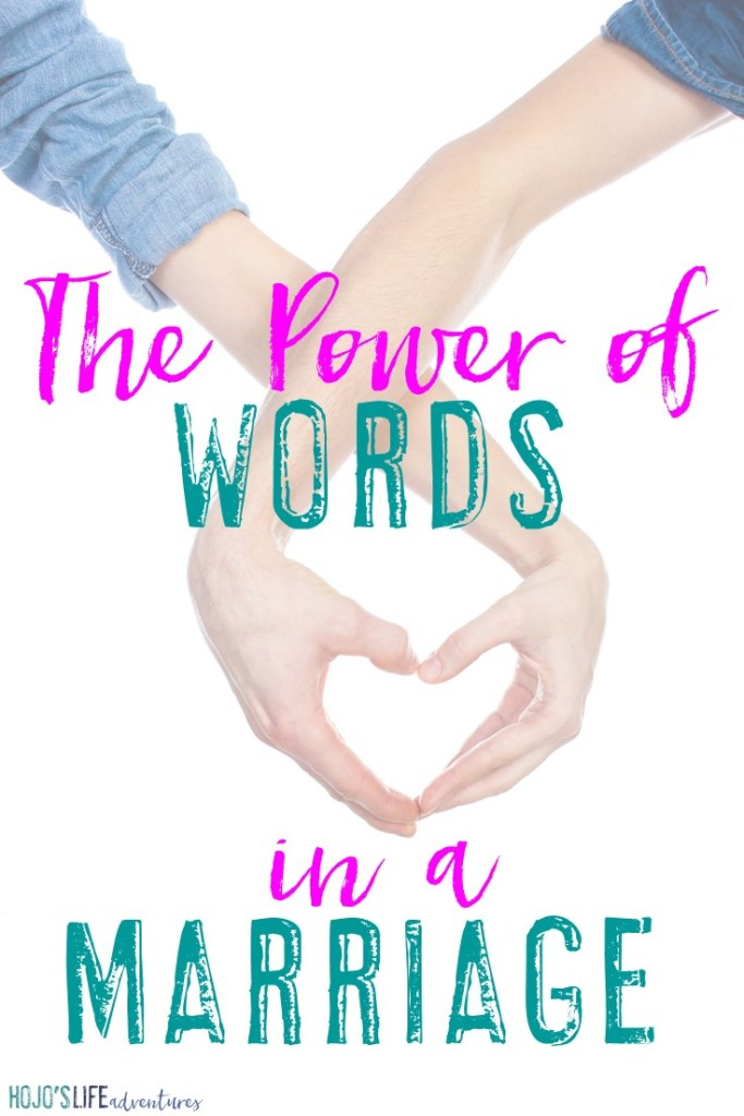 Words have a great deal of power. The words we use in our marriage can tear one another down, build one another up, or strengthen our relationship. Find out how one couple uses their words to show love in an unconventional way.