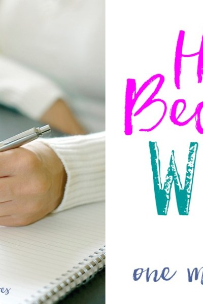 How to Become a WAHM: My Story