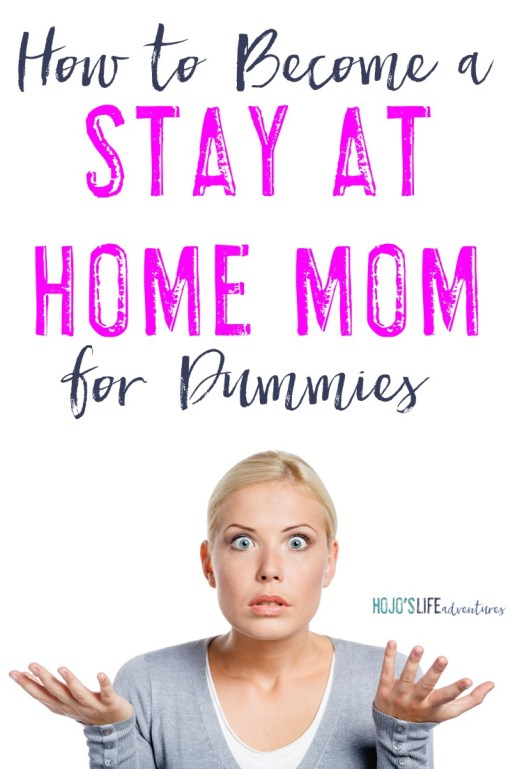 This SAHM gets asked all the time how she is able to do it. Here's 11 tips to becoming a stay-at-home-mom.