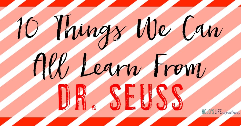 There is so much to learn from Dr. Seuss! Click through to see some of his most famous quotes that teach amazing life lessons. And then get the books to go with those lessons! Great for use at home with your own children or in the classroom or homeschool for your Kindergarten, 1st, 2nd, 3rd, 4th, or 5th grade students.