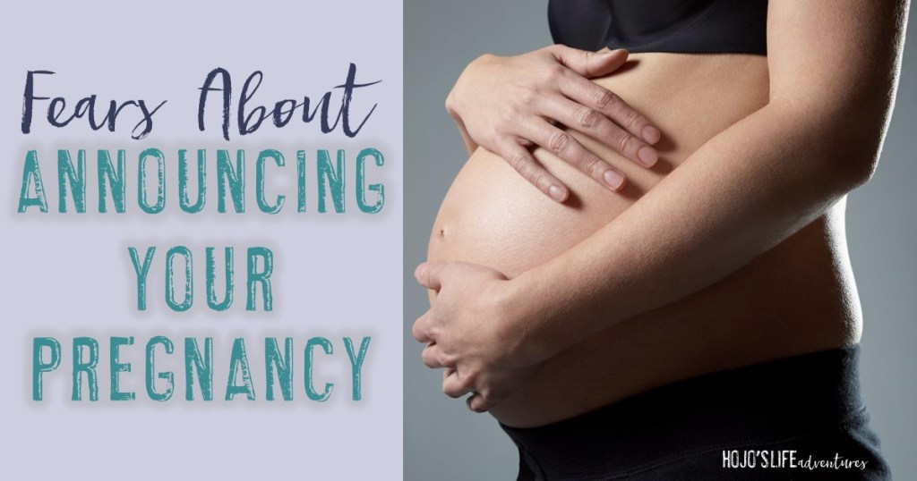 Do you have fears about announcing your pregnancy? Don't worry, it's perfectly natural! Here are some typical fears and how you may be able to work through them.