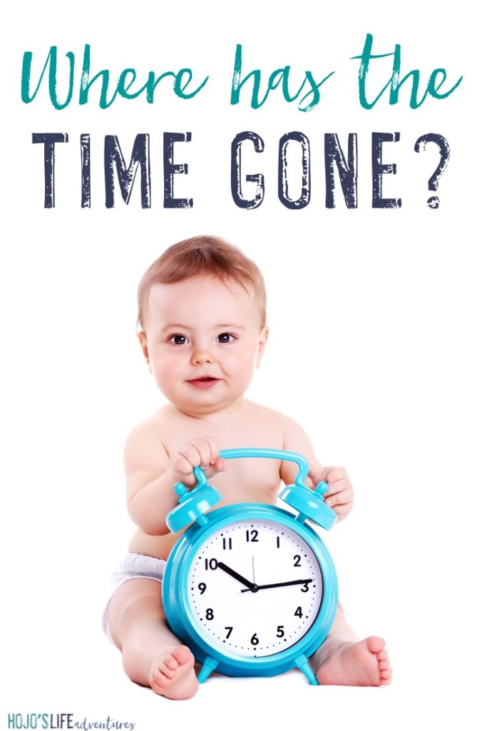 It's not until you become a parent that you truly begin to realize how quickly time moves! See how one mom reflects on the many changes she has experienced in just two years and those she is anticipating in the years to come...