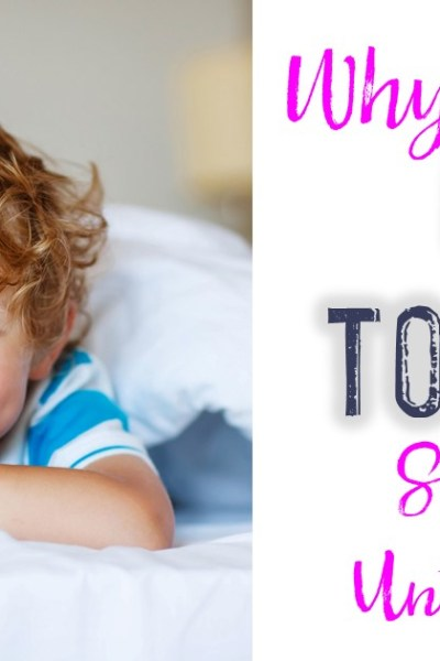Why We Let Our Toddler Stay Up Until 10pm