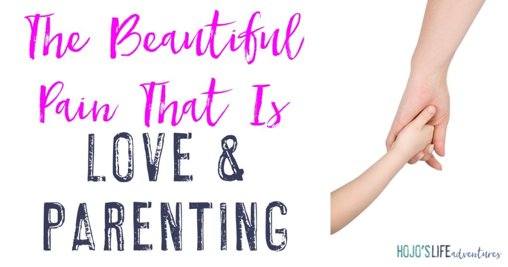 The beautiful pain that is love and parenting. Raising children is the most important thing you may ever do in your life, but tough too! Get inspired here.