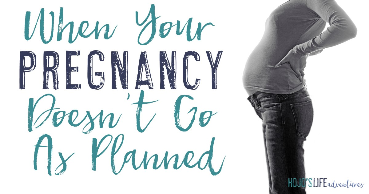 When you're pregnancy doesn't go as planned, it can wreak havoc. Your emotions may be haywire, your body may have disappointed you, and you may be just plain confused. But you are NOT alone! Click through to see how one mom copes and realize that you're not the only one facing pregnancy woes.