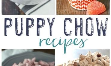 15 Tasty Puppy Chow Recipes