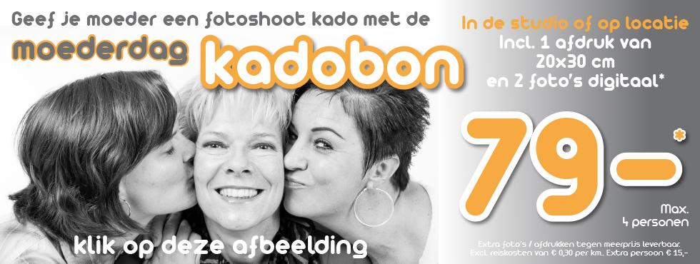 moederdag fotoshoot kadobon | fotograaf Rotterdam