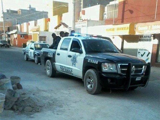 Policia-Tecamac