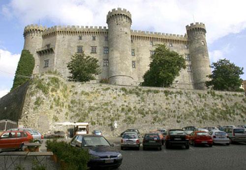 Castelo Odescalchi, perto de Roma