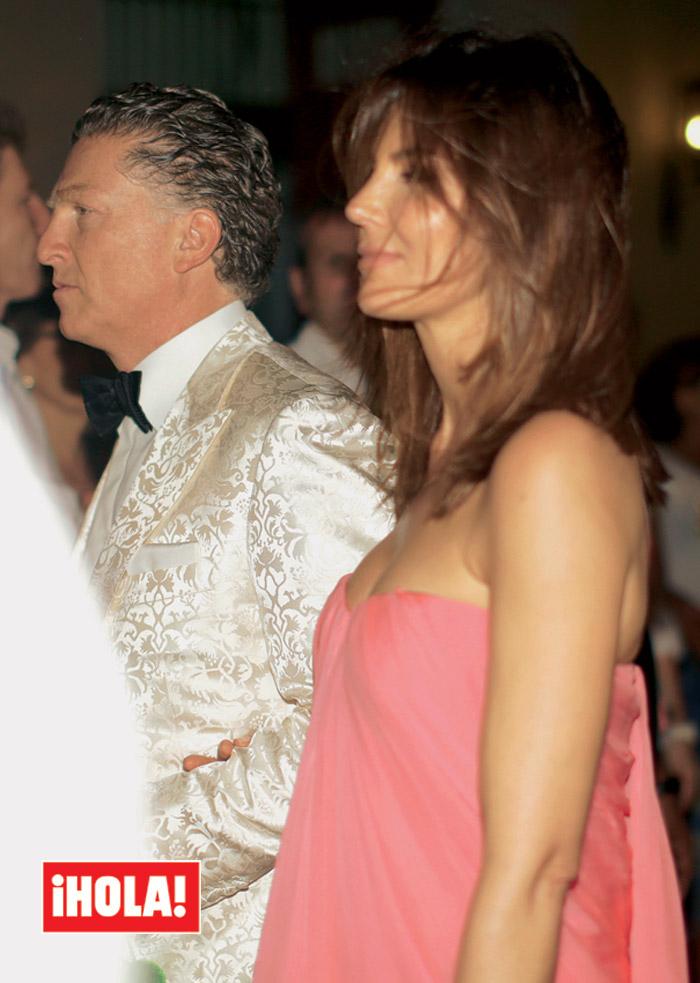 Resultado de imagen de Elías Sacal en la boda de andrea botero