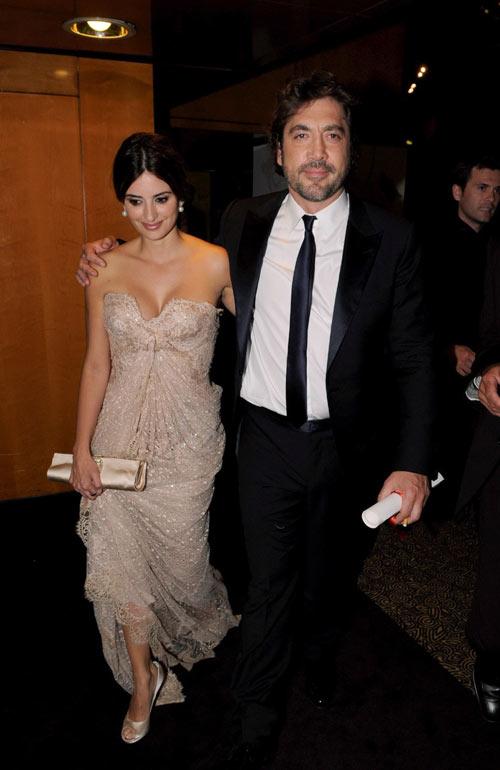 Javier Bardem And Penelope Cruz Global Celebrities
