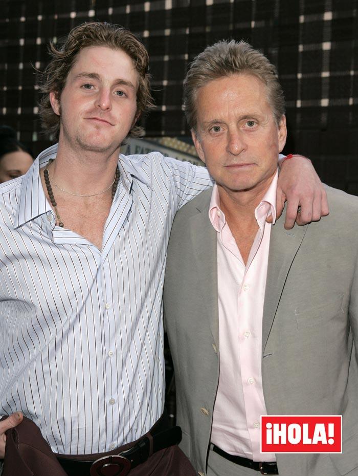 Michael Douglas y Cameron Díaz