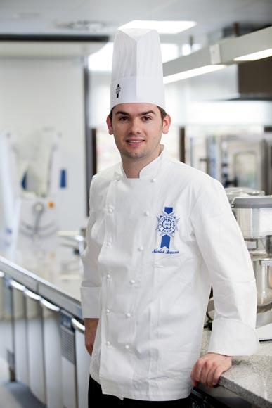 Chef Nicolas Serrano: Chef Profesor de Pastelería de Le ...