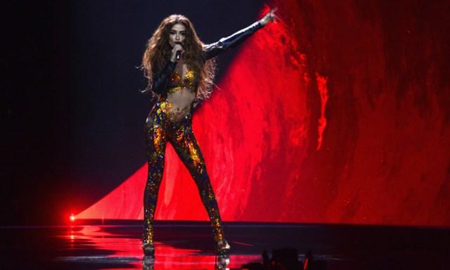 Eurovisión 2018: Analizamos el triunfo de Eleni Foureira, la otra Beyoncé