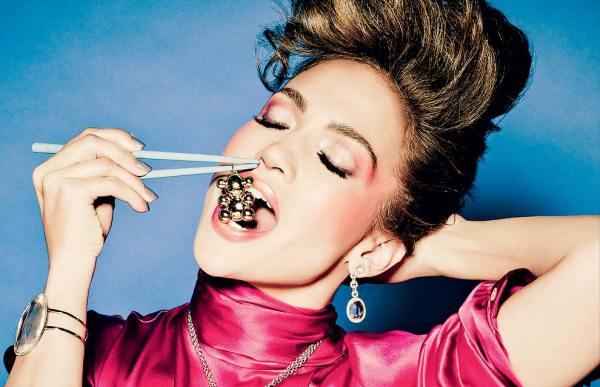 Jennifer López ¡se come el oso de Tous!