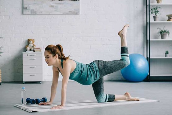 ¿Puedes seguir entrenando si estás embarazada?
