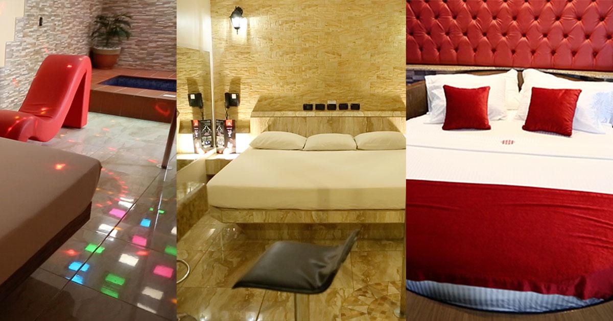 Hoteles de Paso en CR, las mejores habitaciones.