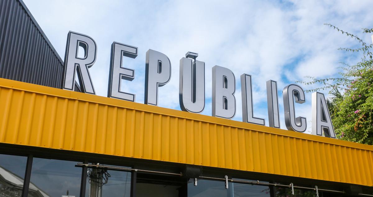 ¡Qué éxito de República!
