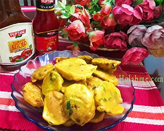 Ingredients SIMPLE KENYAN CAYENNE BHAJIA RECIPE
