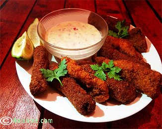 simple-homemade-fish-fingers SIMPLE HOMEMADE FISH FINGERS WITH MINIMAL SPICES