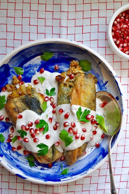 Chiles Rellenos with