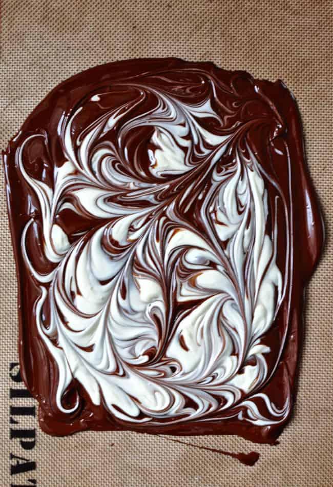 White Chocolate Bark Recipe