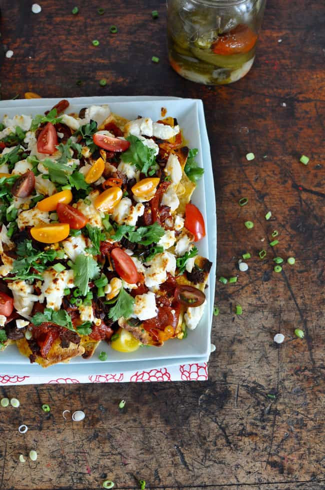 surf and turf nachos recipe