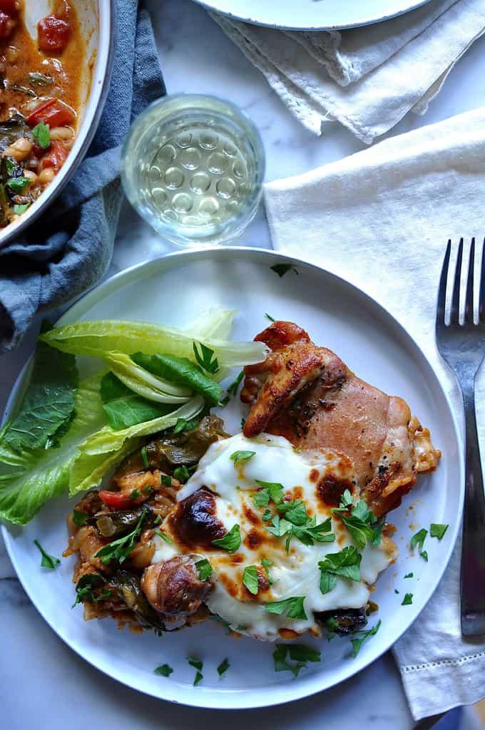 One-Pot Cheesy Chicken and Rice Recipe