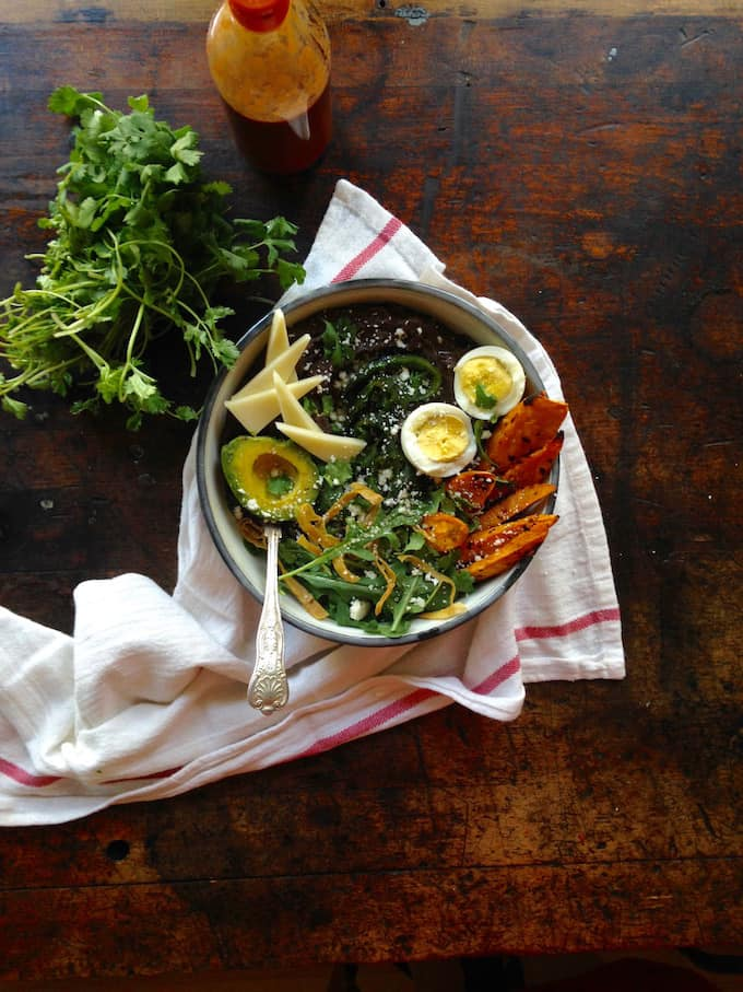Mexican Breakfast Buddha Bowl Recipe