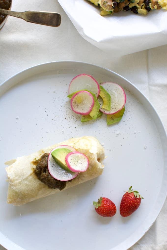 Freezer-Friendly Breakfast Burritos Recipe
