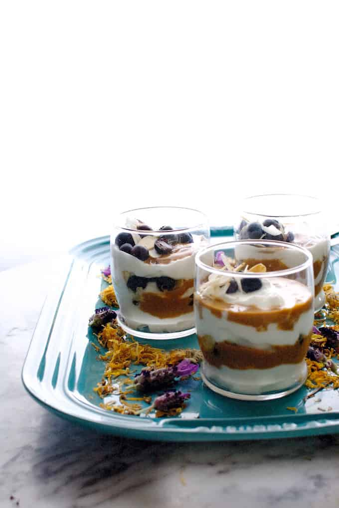 Dulce de Leche Yogurt Parfaits Recipe