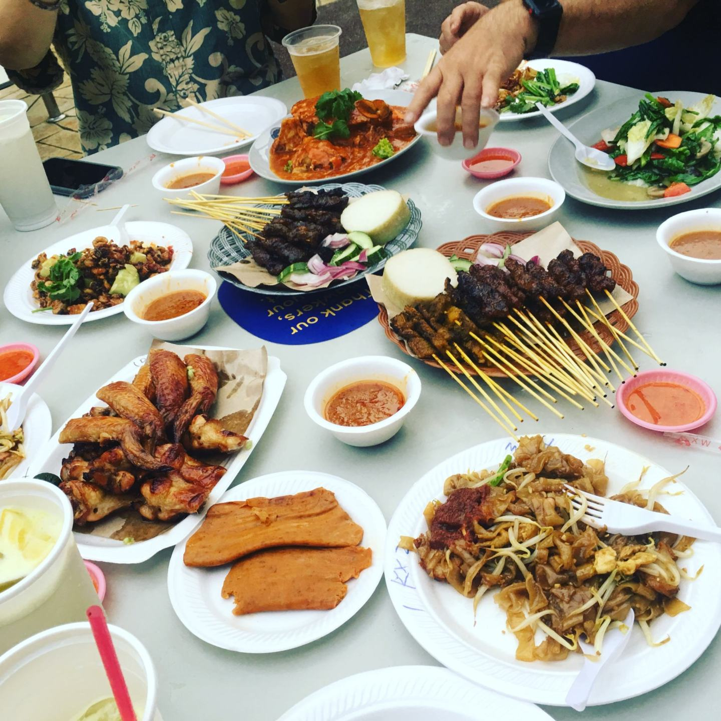 Restaurants in Singapore: Bak Kut Teh, Chili Crab & More