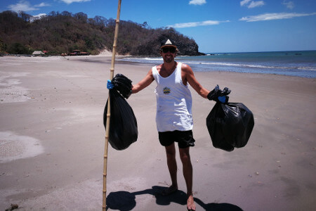 Beach Cleanups
