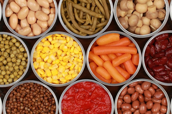 Holar - Blog - Survival Food Storage - The Beginner's Guide on a Budget - Store What You Eat and Eat What You Store - Canned Foods