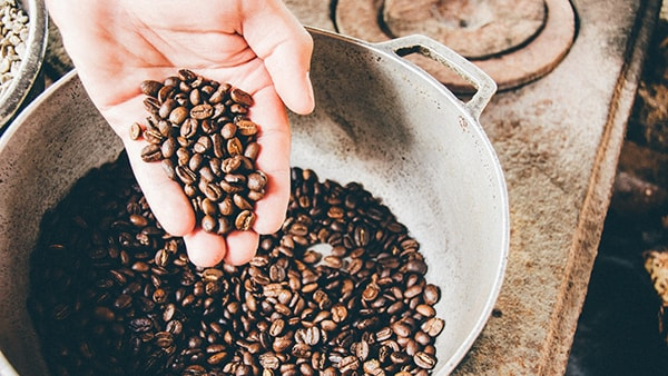 Holar - Blog - How to Make the Best Cup of Pour over Coffee (It's Easy) - Choose your favorite coffee beans