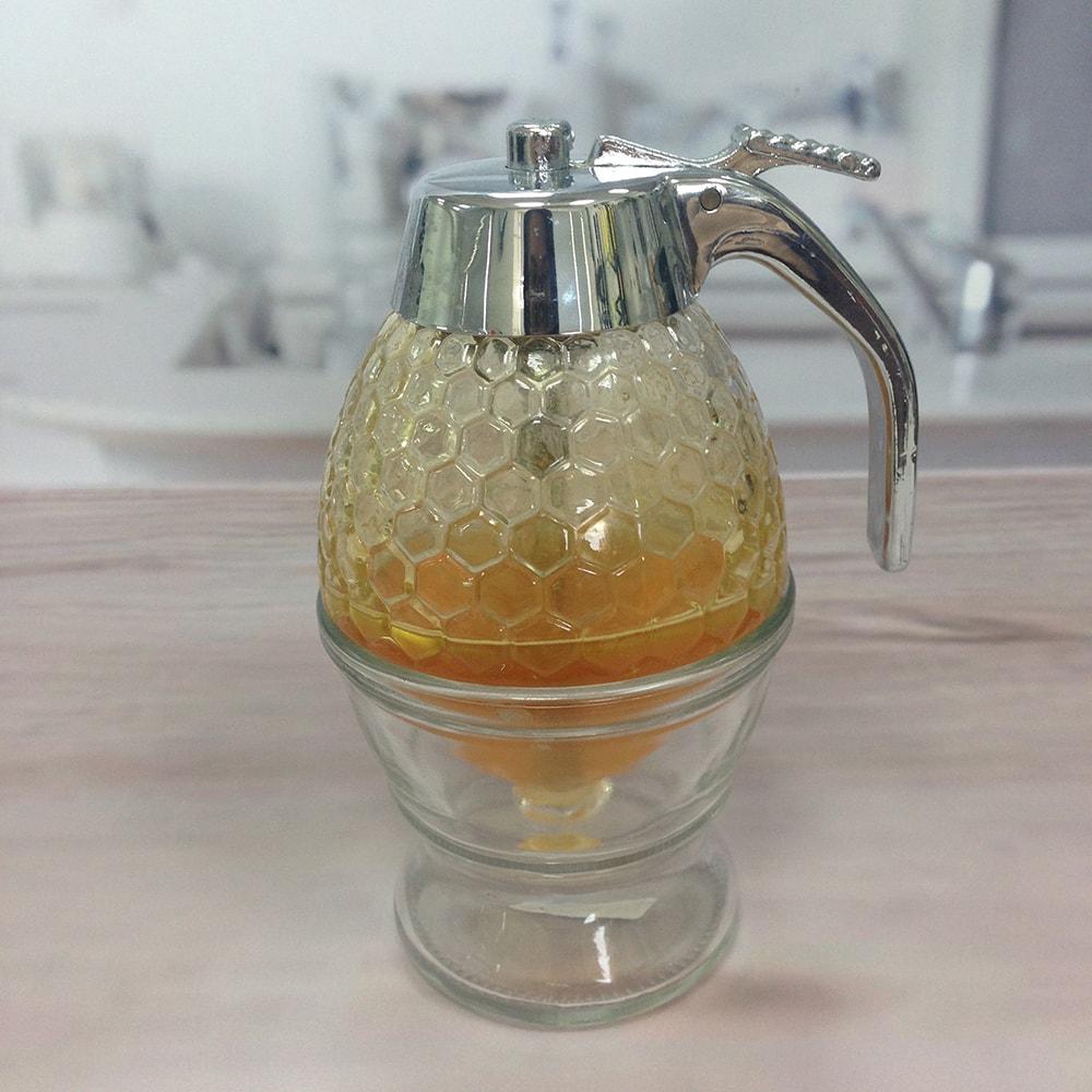 HOLAR HL20001 Honey Dispenser Glass - 2