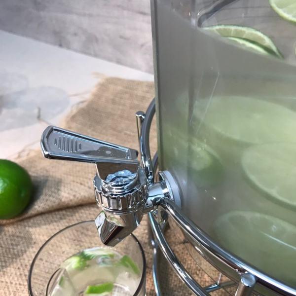 HOLAR TA-GD Juice Drink Beverage Dispenser - 7
