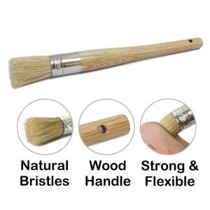 BR-BQ18 Coffee Grinder Cleaning Brush
