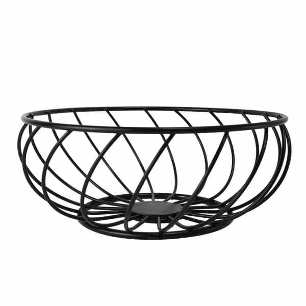 Holar - Basket and Rack - BASK-C D E Set of 3 Wire Baskets