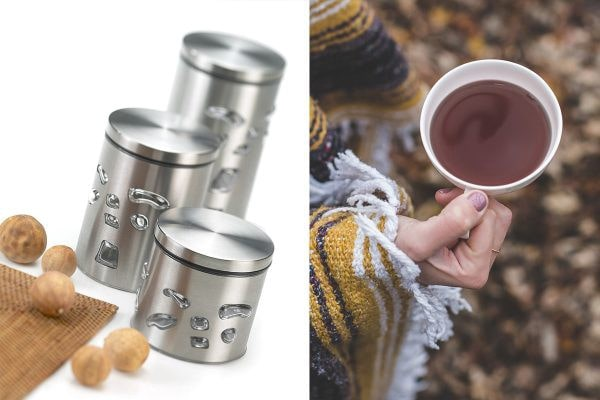 Holar - Blog - The Secrets of Tea Storage and Organization Every Tea Lover Knows - Store Tea in Air-Tight Canister
