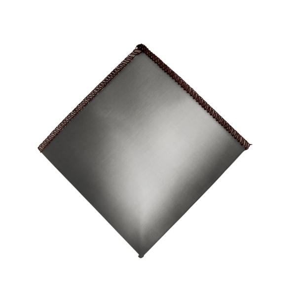 Holar - Coffee - Coffee Filter - PS-DC04 Reusable Foldable Stainless Steel Coffee Square Dripper - 1