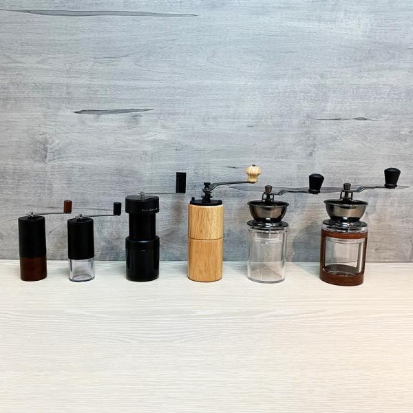 Holar - Coffee - Slim Series - PS-CM01W Portable Mini Manual Coffee Grinder - 5