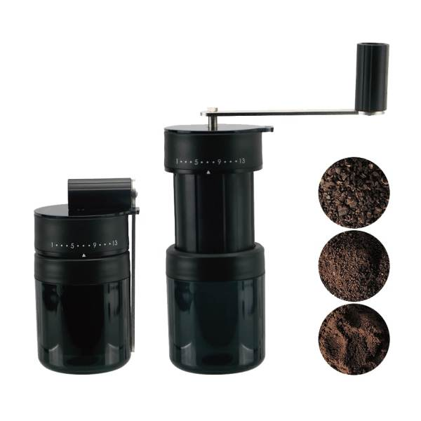 Holar - Coffee - Slim Series - PS-CM02 Portable Manual Coffee Grinder with Adjustable Setting - 1