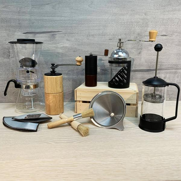 Holar Coffee gadgets collection