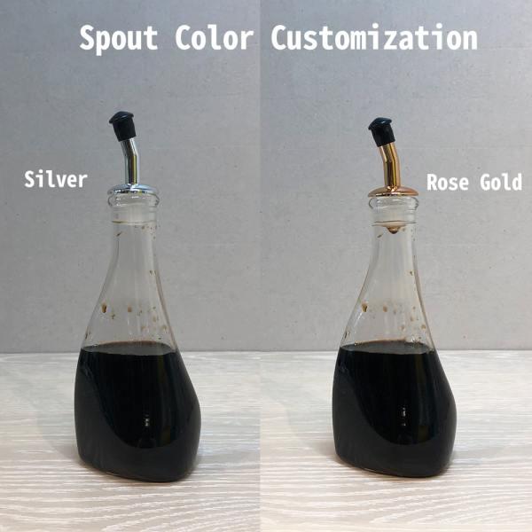 Holar HK-562 Irregular shaped oil and vinegar dispenser