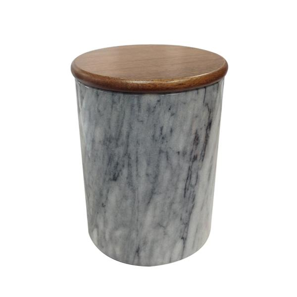 Holar MB-14 Marble Jar Container