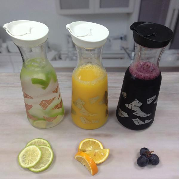 Holar - Pitcher & Tumbler - HL-PH03 Juice Bottle Jar - 5