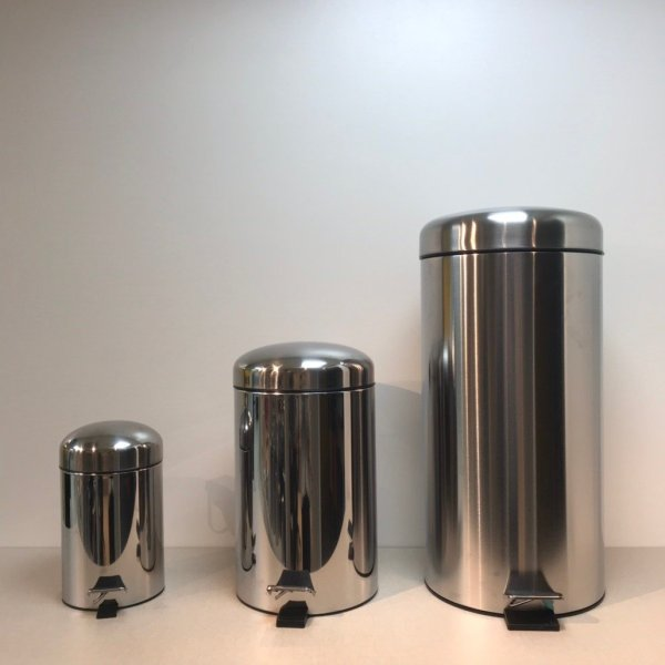 Holar - Product - Trash Can - TRC - B Garbage Can - 2